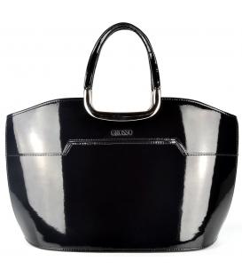 Elegantná kabelka - S5 čierna