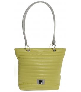 Žltá kabelka s dlhými ušami S588 - Grosso