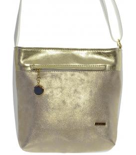 Zlato - biela crossbody taška M37 - Grosso