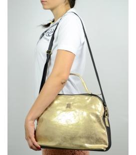 Arany és fekete táska S584 - Grosso
