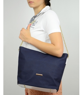 Matt kék táska S569 Grosso
