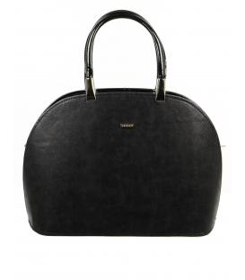 Elegantná dámska vystužená kabelka S606 - GROSSO