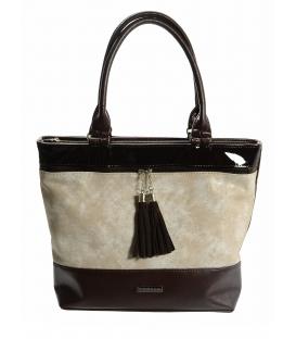 Női konyak táska  S554 -Grosso