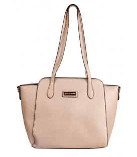 Dámska púdrová elegantná kabelka - Pierre Cardin
