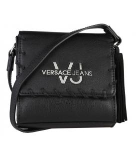 Čierna luxusná crossbody kabelka - VERSACE