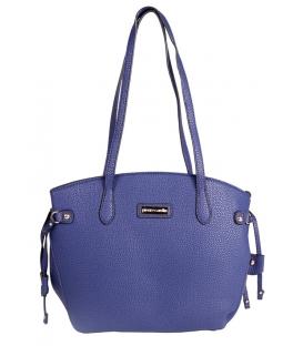 Elegantná dámska kabelka v kráľovskej modrej - Pierre Cardin