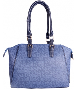 Športová modrá kabelka  - Pierre Cardin
