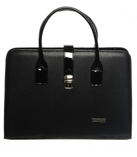 Elegantná kabelka na dokumenty a notebook S563 - Grosso