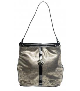 brokátová mechová kabelka S404 - Grosso