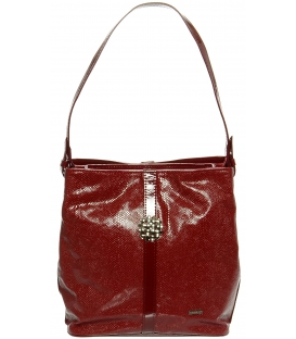 Piros táska S404 - Grosso
