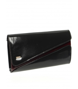 Fekete és bordó táska SP127 - Grosso