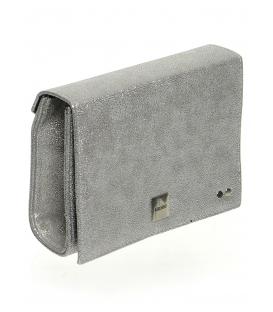 Ezüst borítéktáska S618 - Grosso