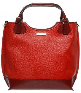 Piros táska S581 - Grosso
