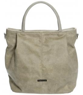 Világosbarna táska S400 - Grosso