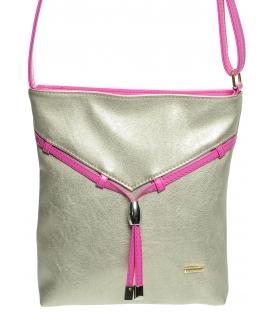 Arany és rózsaszín crossbody táska M241 - Grosso
