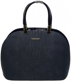 Szürke táska S606 - Grosso