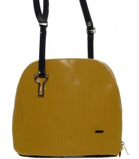 Caramel kék crossbody táska M257 - Grosso