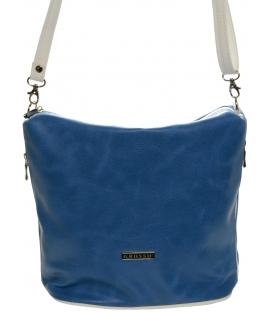 Kék és fehér crossbody táska M229 - Grosso