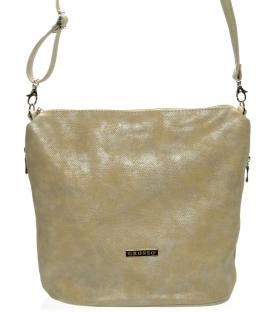 Sötét arany crossbody táska M229 - Grosso
