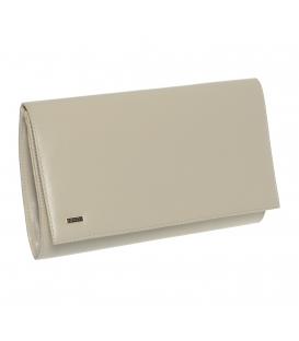 Béžová matná spoločenská kabelka SP100 - Grosso