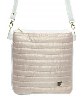 Rózsaszín crossbody táska M188 - Grosso