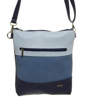 Kék crossbody táska M164 - Grosso