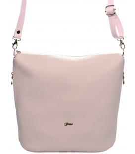 Rózsaszín crossbody táska M229 - Grosso