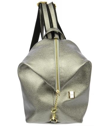 Stříbrný batoh M281 - Grosso