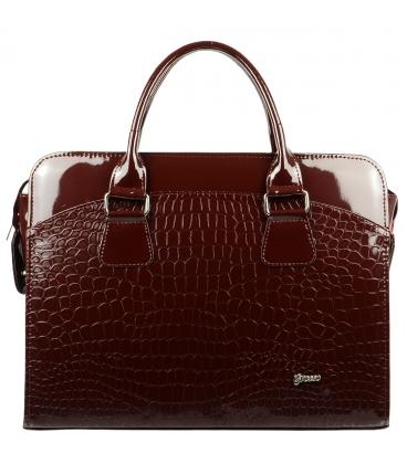 Burgundy notebook táska 15,6 '' Grosso