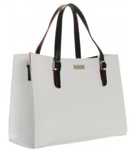 Fehér-fekete táska 573 - Grosso