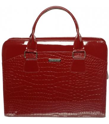 Taška na notebook Grosso - ST 01 červená