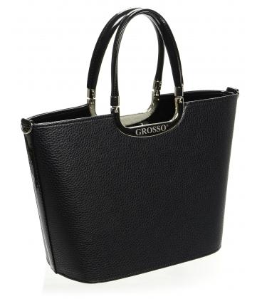 Matt fekete táska S7 - Grosso