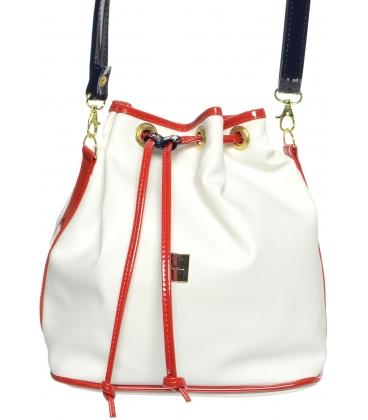 Bielo-modro-červený crossbody batoh M269 - Grosso