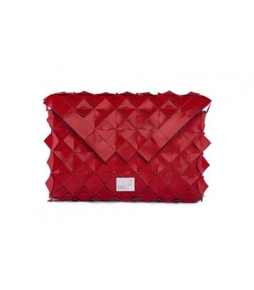 kabelka- Mila - červená