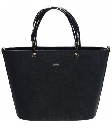 Tmavomodrá kabelka s prechodom S630 - Grosso