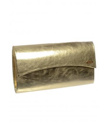 Zlatá listová kabelka SP131 -  Grosso