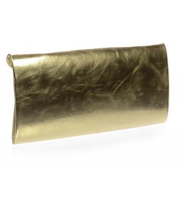 Zlatá listová kabelka SP126 -  Grosso