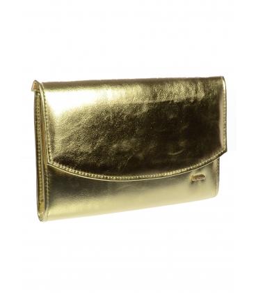 Zlatá listová kabelka SP132 -  Grosso