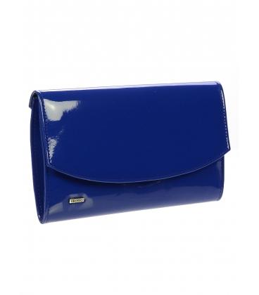Modrá listová kabelka SP132 -  Grosso