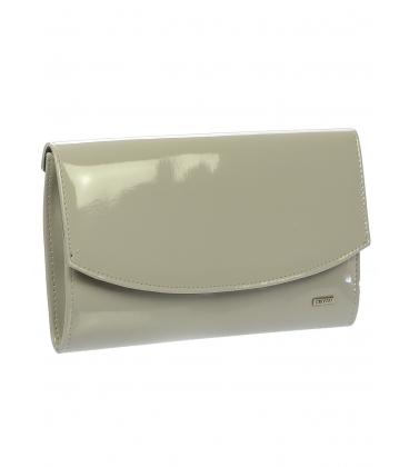 Sivá listová kabelka SP132 -  Grosso