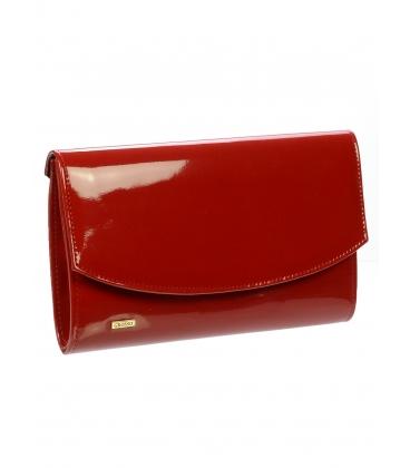 Červená listová kabelka SP132 -  Grosso