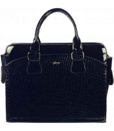Modrá taška na 15,4´´ notebook ST01 - Grosso