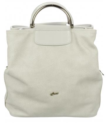 Sivá kabelka V18SM003GRY - Grosso