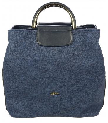 Modrá kabelka V18SM003BLU - Grosso