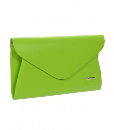 Zöld kézitáska S18SM004GRE - GROSSO