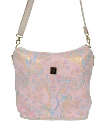 Rózsaszín táska C18SM009PNK - GROSSO