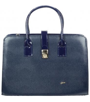 Blue aktatáska A18SM001BLU - Grosso