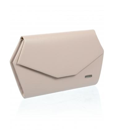 Pudrová listová kabelka S18SM006PNK - GROSSO