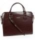 "Bordová matná taška na 15,6""  notebook ST01 - Grosso"