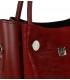 Bordová elegantná kabelka V18SM093BOR - GROSSO